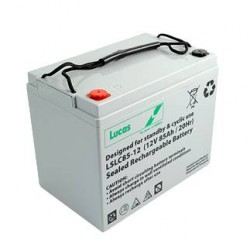 BATTERIE AGM DUAL PURPOSE LUCAS - LSLC85-12