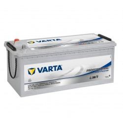 Batterie DUAL PURPOSE tous types d'applications : Démarrage, Servitude en décharge lente, Secours, Radio...etc VARTA® Professional Dual Purpose - LFD180