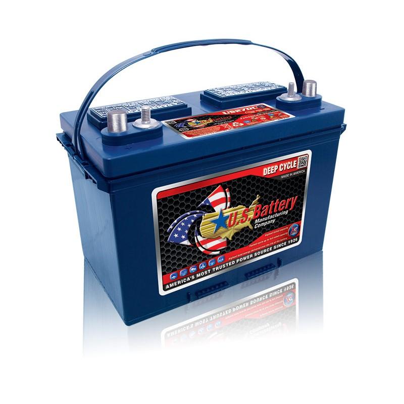 nos batteries us battery deep cycle 105ah 12v. Black Bedroom Furniture Sets. Home Design Ideas