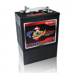 US BATTERY DEEP CYCLE - 380Ah (6v)