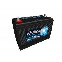 Batterie de démarrage moteur pour bateau NUMAX MARINE - MV35MF