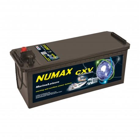 Batterie pour tous types de bateaux NUMAX MARINE - XV60MF