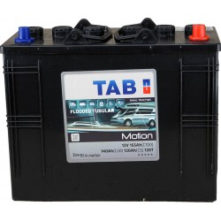 batteries TAB MOTION TUBULAIRE - 120T