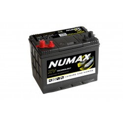 Batterie DUAL PURPOSE tous types d'applications : Démarrage, Servitude en décharge lente, Secours, Radio...etc NUMAX MARINE - XV23MF