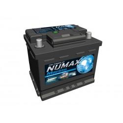 Batterie de démarrage moteur pour bateau NUMAX MARINE - MVL1MF