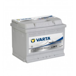 Batterie DUAL PURPOSE tous types d'applications : Démarrage, Servitude en décharge lente, Secours, Radio...etc VARTA® Professional Dual Purpose - LFD60
