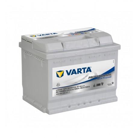 Batterie pour tous types de bateaux VARTA® Professional Dual Purpose - LFD60