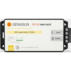 REGULATEUR SOLAIRE MPPT GENASUN GV-10