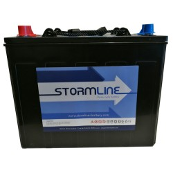 STORMLINE DEEP CYCLE AGM 140 Ah (12v)