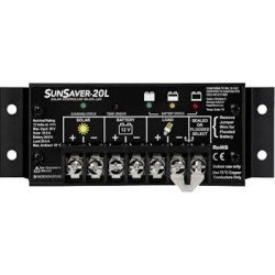 Energie à bord MORNINGSTAR SUNSAVER SS-20L 12V