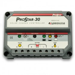 Régulateur MORNINGSTAR PROSTAR 30 A 12-24 V