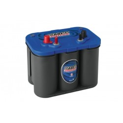 Batterie de démarrage technologie AGM Start and Stop pour bateau OPTIMA Blue Top - BT SLI - 4.2