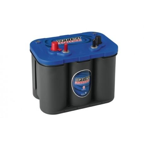 Batterie pour tous types de bateaux OPTIMA Blue Top - BT SLI - 4.2