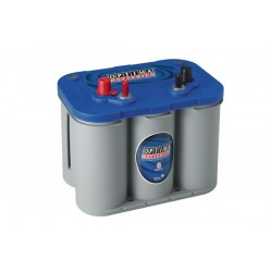 Batterie Dual Purpose AGM pour tous types d'applications bateaux OPTIMA Blue Top - BT DC- 4.2