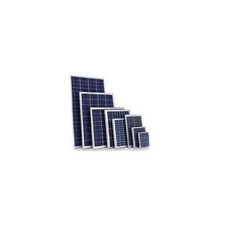 Panneaux solaires rigides PANNEAUX SOLAIRE GOLDI GREEN 125 Wc POLY