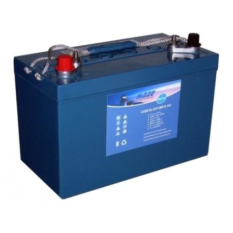 Batterie pour tous types de bateaux BATTERIE MARINE GEL HAZE - 150 Ah