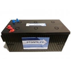 STORMLINE DEEP CYCLE AGM 245 Ah (12v)