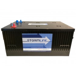 STORMLINE DEEP CYCLE AGM 330 Ah (12v)
