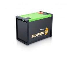 Batterie de propulsion technologie lithium pour bateau SUPER B Lithium Fer 160 Ah (12V)