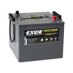 Batterie pour bateau électrique Batterie Gel Exide ES1200 12V 110AH
