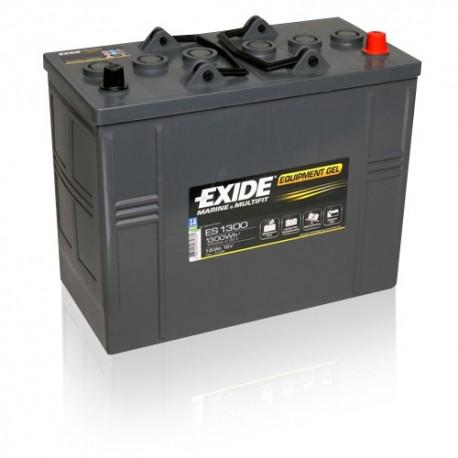 Batterie pour tous types de bateaux Batterie Gel Exide ES1300 12V 120AH