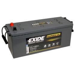 Batterie pour voilier Batterie Gel Exide ES1350 12V 120AH