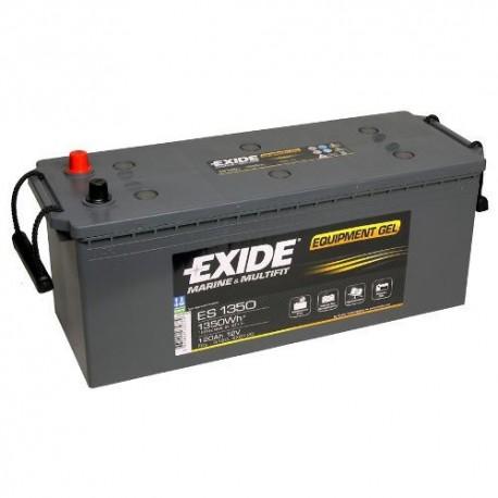 Batterie pour bateau Batterie Gel Exide ES1350 12V 120AH