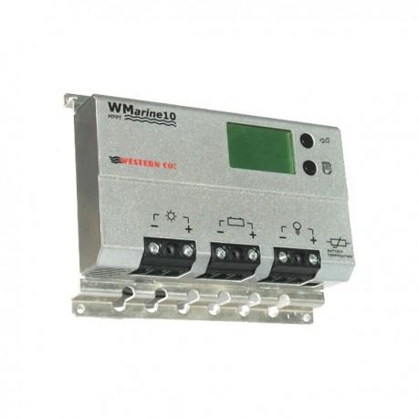 Régulateur solaire Regulateur de charge solaire WesternCo WMARINE10