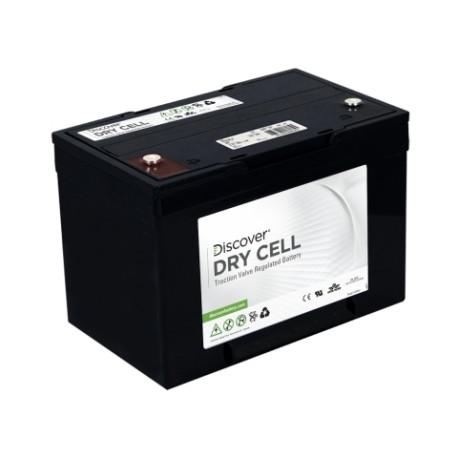 Batterie pour bateau DISCOVER DEEP CYCLE AGM 65 Ah (12v)
