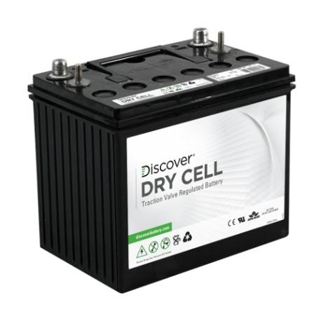 Batterie pour bateau DISCOVER DEEP CYCLE AGM 85 Ah (12v)