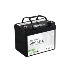 DISCOVER DEEP CYCLE AGM 33 Ah (12v)