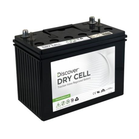 Batterie pour bateau DISCOVER DEEP CYCLE AGM 100 Ah (12v)