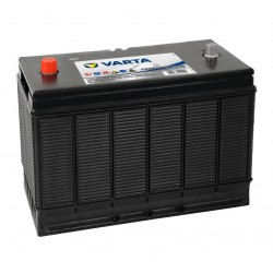 Batterie DUAL PURPOSE tous types d'applications : Démarrage, Servitude en décharge lente, Secours, Radio...etc VARTA® Professional Dual Purpose - LF105N