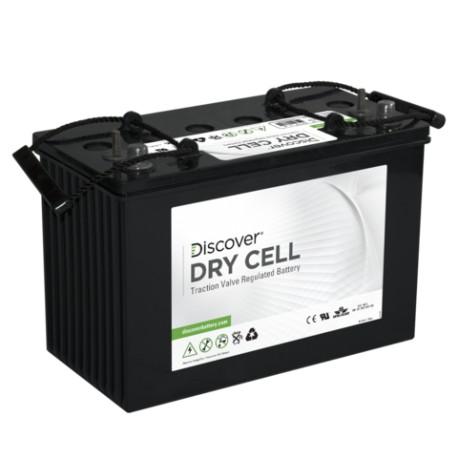 Batterie pour bateau DISCOVER DEEP CYCLE AGM 115 Ah (12v)