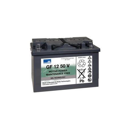 Batterie pour bateau SONNENSCHEIN 55Ah 12V