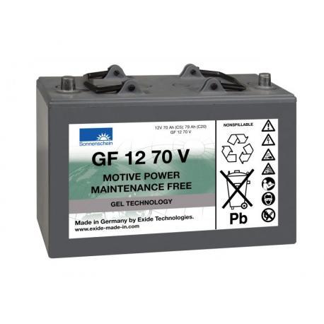 Batterie pour bateau SONNENSCHEIN 88Ah 12V