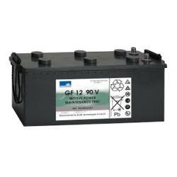 Batterie pour bateau à moteur SONNENSCHEIN 96Ah 12V