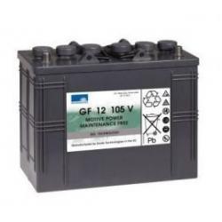 Batterie pour bateau électrique SONNENSCHEIN GEL PLOMB 120Ah 12V