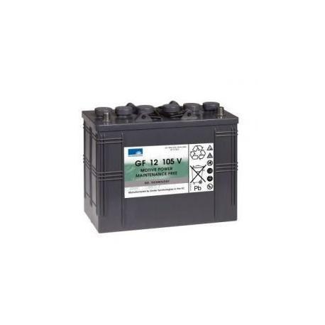 Batterie pour bateau SONNENSCHEIN GEL PLOMB 120Ah 12V