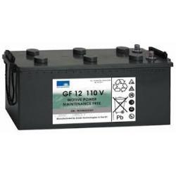 Batterie pour bateau électrique SONNENSCHEIN GEL PLOMB 116Ah 12V