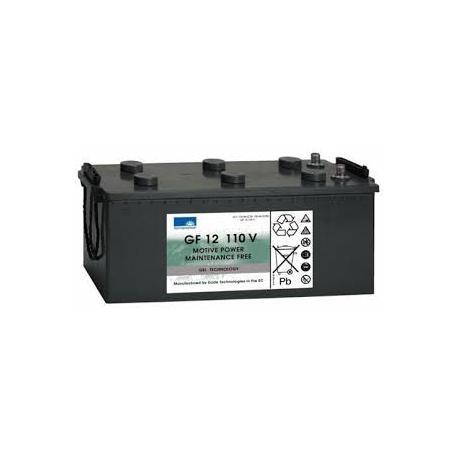 Batterie pour bateau SONNENSCHEIN GEL PLOMB 116Ah 12V