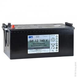 Batterie pour bateau électrique SONNENSCHEIN 196Ah 12V