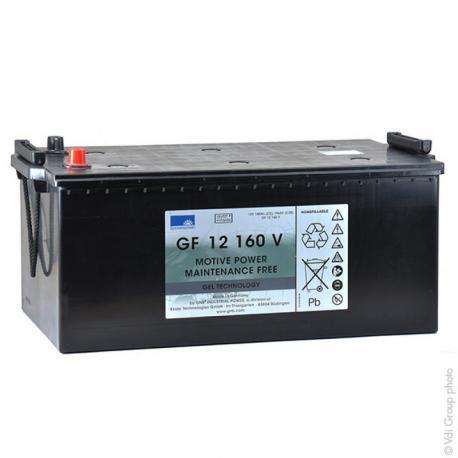 Batterie pour tous types de bateaux SONNENSCHEIN 196Ah 12V