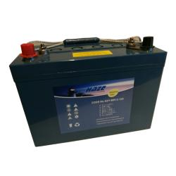 BATTERIE MARINE GEL HAZE - 100Ah