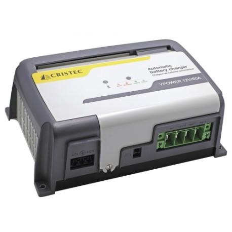 Chargeurs de batterie CRISTEC Chargeur de batterie YPOWER 12V-60A