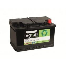 Batterie de démarrage moteur pour bateau REGAIN Démarrage 70Ah - 640A (en)