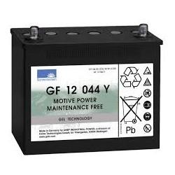Batterie pour voilier SONNENSCHEIN 50Ah 12V