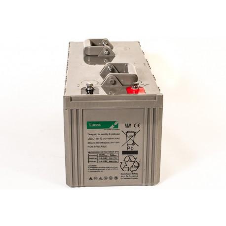 Batterie pour tous types de bateaux LUCAS AGM DUAL PURPOSE 180Ah