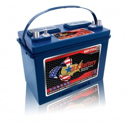 Batterie de servitude pour bateau US BATTERY - US24DCXC