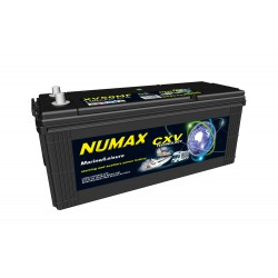 Batterie DUAL PURPOSE tous types d'applications : Démarrage, Servitude en décharge lente, Secours, Radio...etc NUMAX MARINE - XV50MF